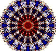 metamorphosis mandala by donphil