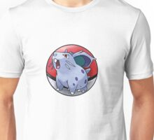 Nidoran (female) pokeball - pokemon Unisex T-Shirt
