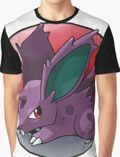 Nidoran (male) pokeball - pokemon Graphic T-Shirt