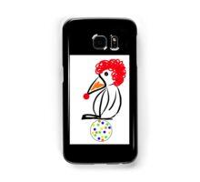 Penguin clown Samsung Galaxy Case/Skin