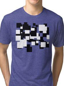 The Black & White Tri-blend T-Shirt