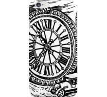 The Size of BIG BEN (Clock to Car Comparison) iPhone Case/Skin