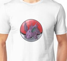 Nidorino pokeball - pokemon Unisex T-Shirt