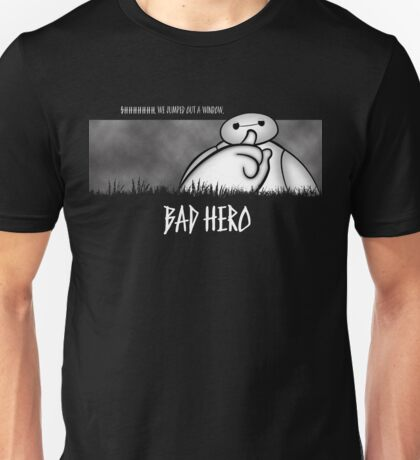 Bad Hero Unisex T-Shirt
