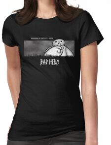 Bad Hero Womens Fitted T-Shirt