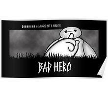 Bad Hero Poster