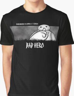 Bad Hero Graphic T-Shirt