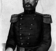 Brig. General Nathl. Lyon - 1861 - Currier & Ives by CrankyOldDude