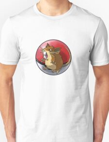 Raticate pokeball - pokemon T-Shirt