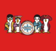 Sgt Poppers Penguin Marching Band One Piece - Long Sleeve