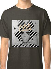 Silver Basquiat Classic T-Shirt