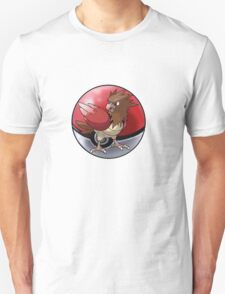 Spearow pokeball - pokemon T-Shirt