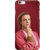 Amanda Abbington iPhone Case/Skin