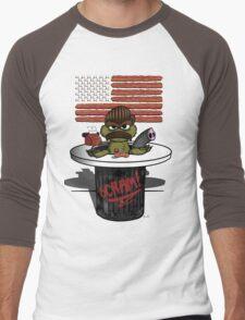 Oscar the Swanson Men's Baseball ¾ T-Shirt