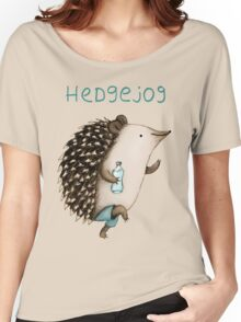 Hedgejog Women's Relaxed Fit T-Shirt