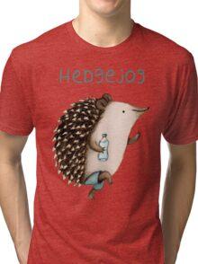 Hedgejog Tri-blend T-Shirt