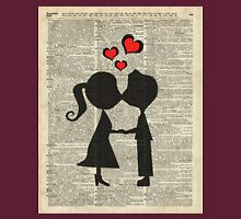 """I love you"" Cute Couple - Dictionary Art.Perfect Gift! Unisex T-Shirt"