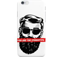 Hipster - ONE:Print iPhone Case/Skin