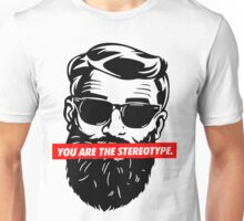 Hipster - ONE:Print Unisex T-Shirt