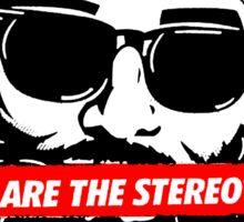 Hipster - ONE:Print Sticker