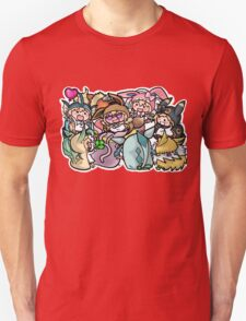 Umaru x Eeveelution Contest T-Shirt