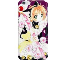 Sakura vs. Thunder iPhone Case/Skin