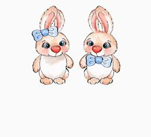 Cartoon rabbits / 5 / Boy and girl Unisex T-Shirt