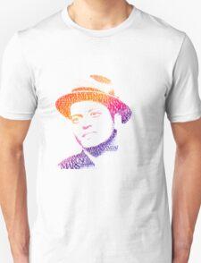 Bruno Mars Typography T-Shirt