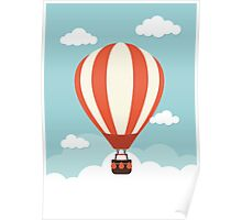 Up, Up and Away Poster