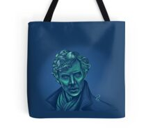 A Study in Blue Tote Bag