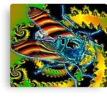 The Fly Canvas Print