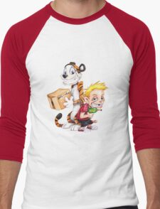 calvin and hobbes spy T-Shirt