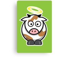 Holy Cow II Canvas Print