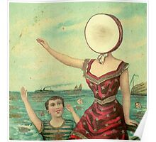 Neutral Milk Hotel - In the Aeroplane Over the Sea Poster