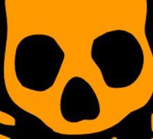 Toxic Poison Sign/Logo Sticker