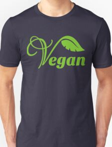 Vegan, Green Design T-Shirt