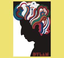 Bob Dylan icon Baby Tee