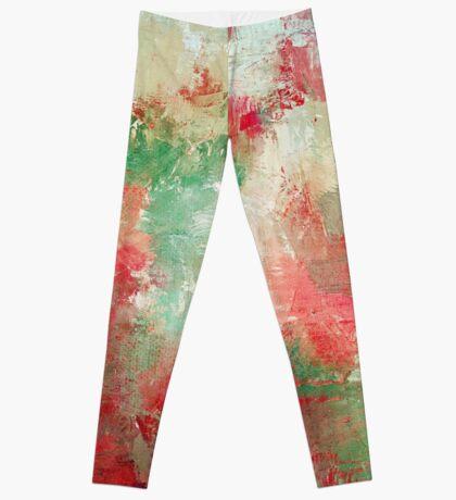 Abstract Print 10 Leggings