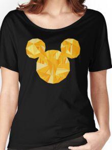 Pop Gold Women's Relaxed Fit T-Shirt