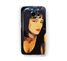 Pulp Fiction Mia Wallace Samsung Galaxy Case/Skin