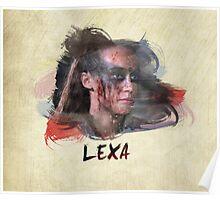 Lexa - The 100 -2 Poster