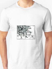 Rachel Doodle Art - Just Chill T-Shirt