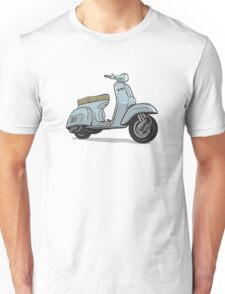 DoubleGood Vespa 150 Super Unisex T-Shirt
