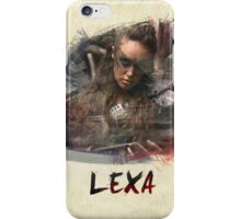 Lexa - The 100 -1 iPhone Case/Skin