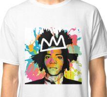 Basquiat 4 Classic T-Shirt