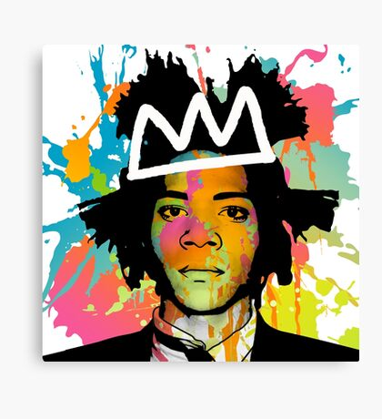 Basquiat 4 Canvas Print