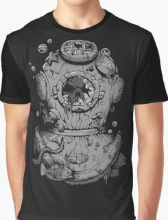 Dead Diver Graphic T-Shirt