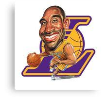 FOREVER LAKERS Canvas Print
