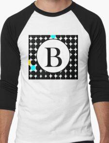B Starz Men's Baseball ¾ T-Shirt