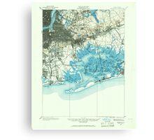New York NY Brooklyn 123118 1897 62500 Canvas Print